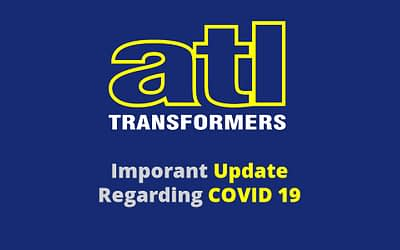 Coronavirus: Important Update from ATL Transformers